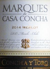 Concha y Toro Marques de Casa Concha Merlottext