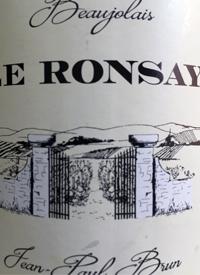 Jean-Paul Brun Le Ronsay