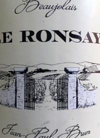 Jean-Paul Brun Le Ronsaytext