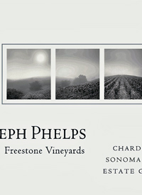 Joseph Phelps Chardonnay Freestone Vineyardstext