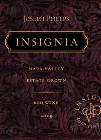 Joseph Phelps Insignia 40th Vintagetext