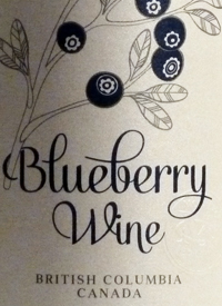Monte Creek Ranch Blueberry Winetext