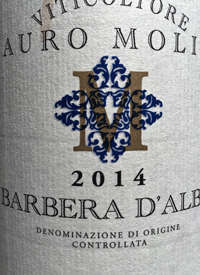 Mauro Molino Barbera d'Albatext