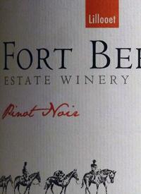 Fort Berens Pinot Noir