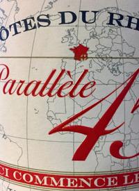 Paul Jaboulet Aîné Côtes du Rhône Parallèle 45