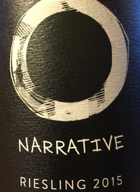 Narrative Riesling by Okanagan Crush Padtext
