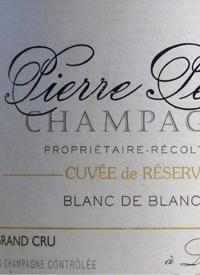 Champagne Pierre Peters Cuvée de Reserve Blanc de Blancs Brut Grand Cru