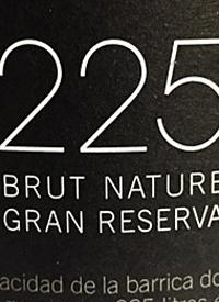 Cava Torello 225 Brut Nature Gran Reservatext