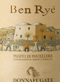 Donnafugata Ben Ryé Passito di Pantelleria