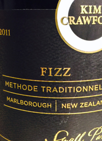 Kim Crawford Small Parcels Fizz Méthode Traditionelletext