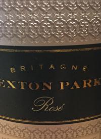 Exton Park Rosétext