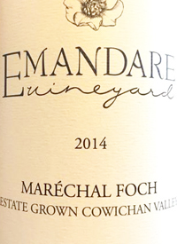 Emandare Vineyard Marechal Fochtext