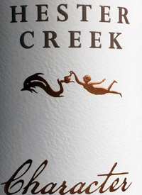 Hester Creek Character Estate Red Blendtext