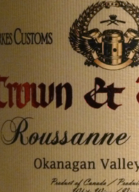 Jason Parkes Customs Crown + Thieves Roussanne Viogniertext