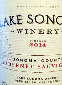Lake Sonoma Chardonnaytext