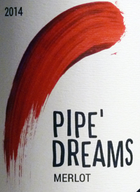 Pipe'Dreams Merlottext