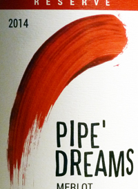 Pipe'Dreams Merlot Reservetext