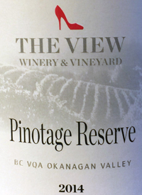 The View Pinotagetext