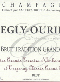 Egly-Ouriet Grand Cru Brut Tradition