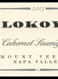 Lokoya Cabernet Sauvignon Mount Veeder