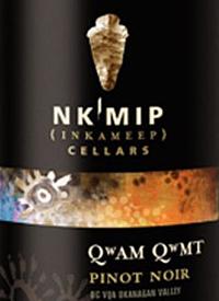 Nk'Mip Cellars Qwam Qwmt Pinot Noirtext