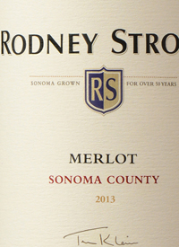 Rodney Strong Merlottext