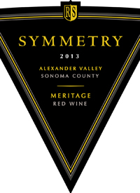 Rodney Strong Symmetry Table Red Winetext