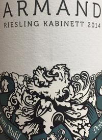 Weingut Reichsrat Von Buhl Armand Riesling Kabinetttext