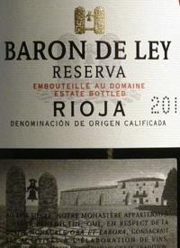 Baron de Ley Rioja Reservatext