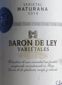 Baron de Ley Varietales Maturanatext