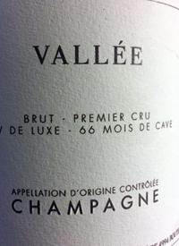 Champagne Bérèche et Fils Vallée