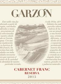 Bodega Garzón Reserve Cabernet Franc