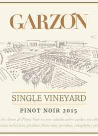 Bodega Garzón Single Vineyard Pinot Noirtext