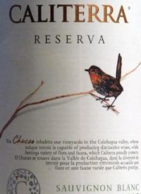 Caliterra Sauvignon Blanc Reservatext