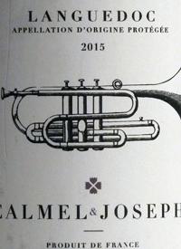 Calmel and Joseph Languedoc Rouge (Trumpet Label)text