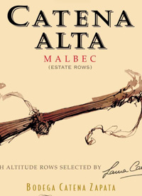 Catena Alta Malbectext