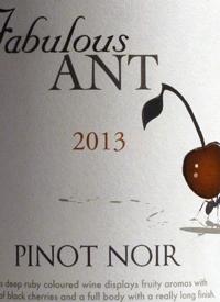 Fabulous Ant Pinot Noirtext