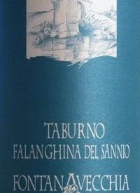 Fontanavecchia Falanghina del Sannio Taburnotext