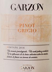 Bodega Garzón Estate Pinot Grigio