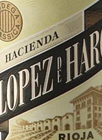 Hacienda Lopez de Haro Blancotext