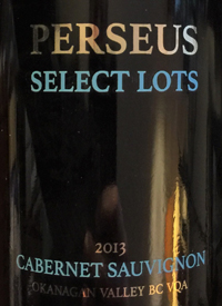 Perseus Select Lots Cabernet Sauvignontext
