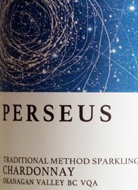 Perseus Traditional Method Sparkling Chardonnaytext
