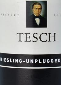 Tesch Unplugged Rieslingtext
