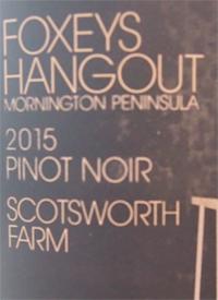 Foxeys Scotsworth Vineyard Pinot Noirtext