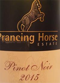 Prancing Horse Pinot Noirtext