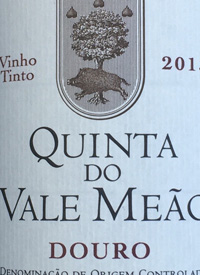Quinta do Vale Meão Douro Redtext