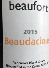 Beaufort Beaudacioustext
