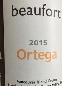 Beaufort Ortegatext