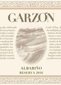 Bodega Garzón Albariño Reserva