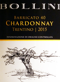 Bollini Chardonnay Barricato 40text